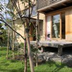 「鎌倉の家」気密測定