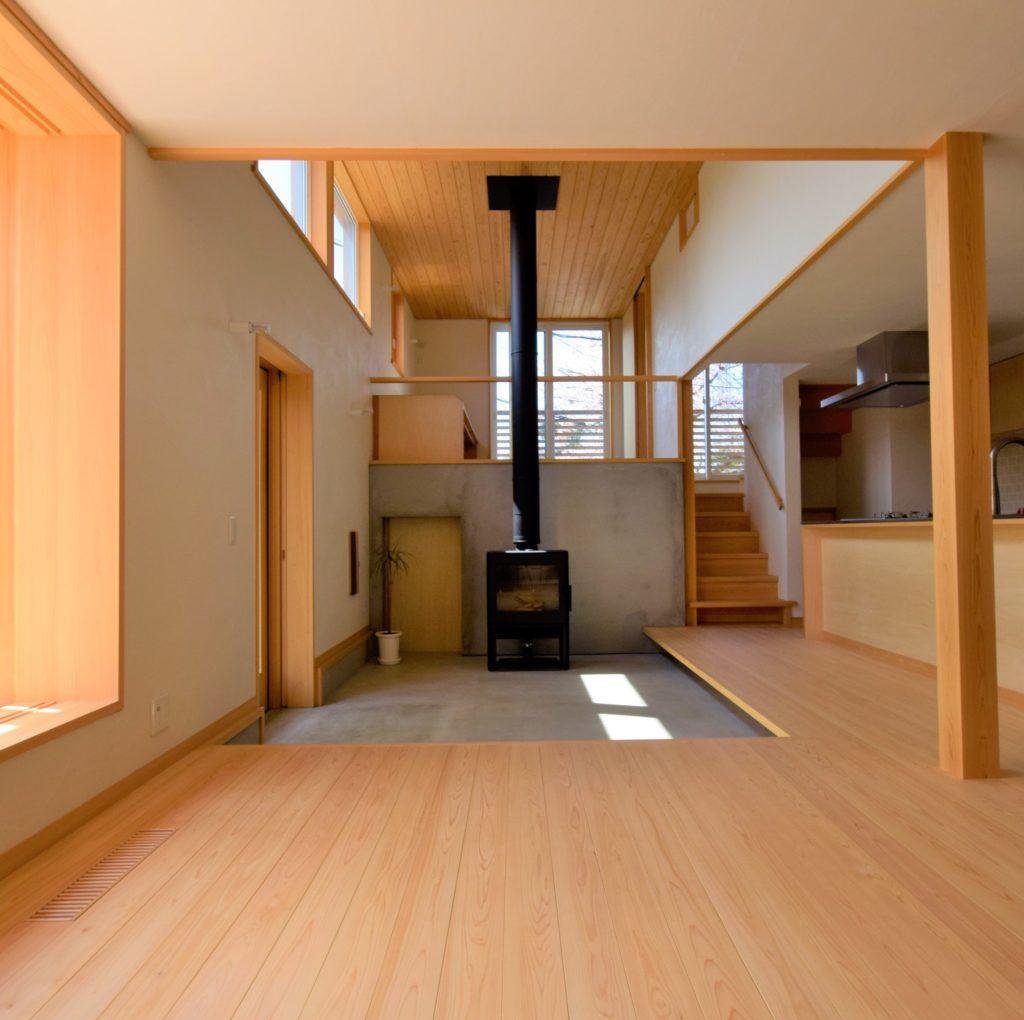 鎌倉の家 About