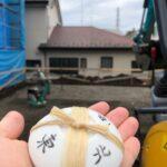 「茅ヶ崎の家」の配筋検査